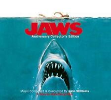 LES DENTS DE LA MER (JAWS) - MUSIQUE DE FILM - JOHN WILLIAMS (CD)