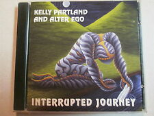 KELLY PARTLAND AND ALTER EGO INTERRUPTED JOURNEY 1993 CD CANADA POP ROCK HTF OOP