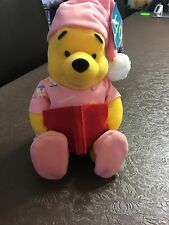 Winnie the Pooh Sleeptime soft toy - Part of a collection. Brand new with tags