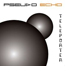 "PSEUDO ECHO ""TELEPORTER"" DOUBLE CD ALBUM OFFICIAL RERELEASE LIMITED EDITION RARE"