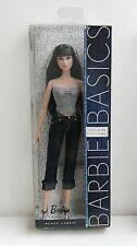 Barbie Basics Model Muse 05 5 Collection 002 2 Jeans Denim NRFB Mint Black Label
