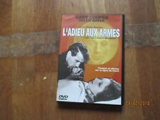 DVD CINEMA l adieu aux armes gary cooper helen hayes