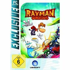 Rayman Origins (Ubisoft Exclusive) PC New+Boxed