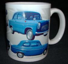 FORD ANGLIA 100E CLASSIC CAR MUG.LIMITED EDITION GIFT
