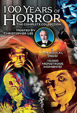 100 YEARS OF HORROR the complete collection '06 DVD 5-DISCS