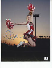 Dianna Agron - GLEE - signed 8x10 COA GAI