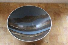 sheila casson studio ceramic ceramic wonderful seascape design bowl