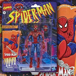 Marvel Legends Spider-Man Retro Collection Wave 1