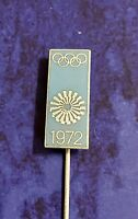 Pin/Anstecknadel- Olympia/Olympics/Olympische Spiele 1972 in München