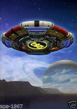 Jeff Lynne's ELO Spaceship large size promo poster 2016 tour