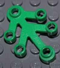 Lego 3x Green Plant 4 x 3 NEW