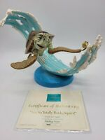 WDCC You So Totally Rock, Squirt Finding Nemo Crush & Squirt w COA
