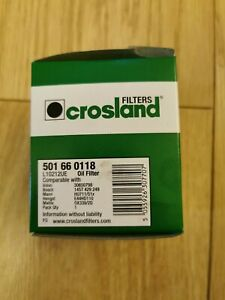 Crossland Oil Filter 501660118 (L10212UE)