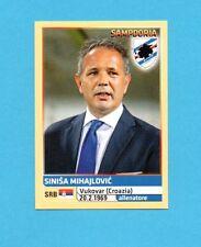 PANINI CALCIATORI 2013-2014-Figurina n.-482-MIHAJLOVIC-SAMPDORIA-NEW