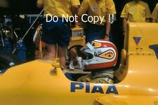 Nelson PIQUET CAMEL TEAM LOTUS 101 GERMAN GRAND PRIX 1989 fotografia 1