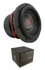6 Inch Car Audio Subwoofer Dual Voice Coil 4 Ohm 600W Massive Hippo XL 64