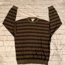 Ermenegildo Zegna Wool Blend Sweater Pullover Sz 56