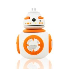 Minigz bb8 Droid USB STICK di memoria 64gb PORTACHIAVI PC COMPUTER FLASH DRIVE Star Wars