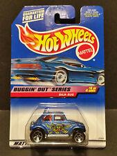 1997 Hot Wheels #944 Buggin Out Series 4/4 : Baja Bug - 21103