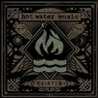 HOT WATER MUSIC - EXISTER  CD+++++++++++++++++ NEU