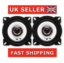 """ALPINE SXE-1025s 4"""" 180W Coaxial Car Audio Stereo Front/Rear Door 10cm Speakers"""
