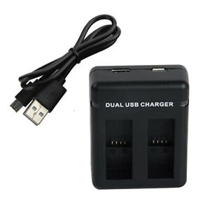 Dual Charger for GoPro Hero 8 Black