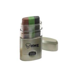 HME Products 3 Color Camo Face Paint Stick