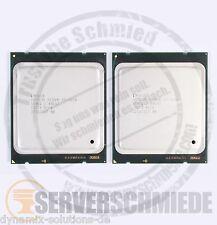 2x Intel Xeon e5-2650 sr0kq OCTA CORE CPU 8x 2,00 GHz 2011 8 Core matched pair