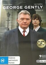 George Gently Series 2 2-Disc Set ALL Region ABC BBC DVD VGC