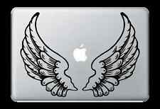 "Wings Angel Decal Sticker for Apple Mac Book Air/Pro Dell Laptop 13"" 15"" 17"