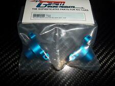 GPM TT022 fusées arrière aluminium  TAMIYA TT01