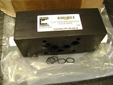 New listing Continental Hydraulics Pilot Operated Check Valve C05Msv-Pc-30-Aa-B