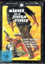 DVD Western Männer die in Stiefeln sterben  Klassiker Nostalgie Selten!!!
