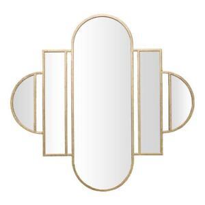Aura Art-Deco Wall Mirror