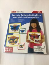 Learn to Pattern Butterflies Create Discover Learn Roylco