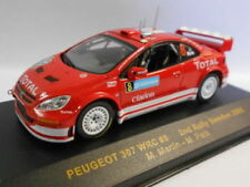 Voitures de sport miniatures blancs Peugeot