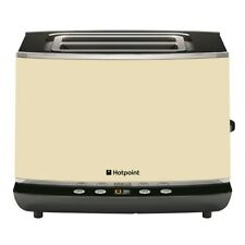 Hotpoint TT22EAC0 2 Slice Digital Toaster Variable Browning 850w Cream Finish