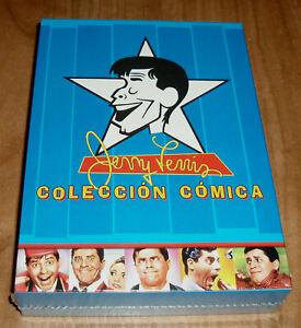 Jerry Lewis Collezione DVD 11 Film Nuovo Sigillato Commedia (Senza Aprire) R2