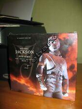 MICHAEL JACKSON HISTORY BOOK I [2 CD] NUOVO SIGILLATO DIGIPACK EDITORIALE *