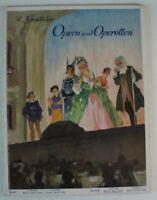 R. Krentzlin Opern & Operetten Edition Schott 4175 Band 2 Klavier Noten B7677
