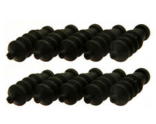 New 10pcs Waterproof push rod rubber bellow seal length 37mm for RC Boat