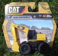 Cat Caterpillar Excavator. Road Rippers Mini Machine. 3-inch New in Package!