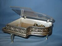 Piano Music  Box, Thorens(Two Hearts In Waltz Time) Made In Switzerland Parts