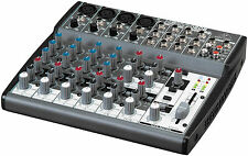 Behringer XENYX 1202 12-Input 8 channel Analog Mixer  NEW! QUICK SHIP! Xenyx1202