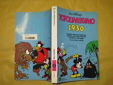 WALT DISNEY TOPOLINISSIMO 1930 OSCAR MONDADORI N°1337 PRIMA EDIZIONE 1981