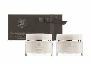 Forever Flawless White Diamond Beauty Set -Moisturizing Cream+Facial Peeling Gel