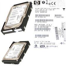 HP 0950-4130 36gb u160 SCSI 68pin 10k man3367mp