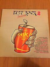 LP EASY ROCK 2 COLLECTION K-TEL TI 211 EX/EX+ ITALY PS 1984 RAI
