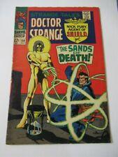 Strange Tales 158 1st appearance Living Tribunal Silver age key Marvel 1967 #158