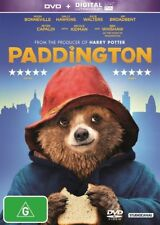 Paddington DVD NEW Region 4
